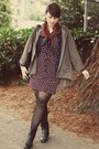 Ross-dress-tj-maxx-jacket-marshalls-bag-vintage-cardigan