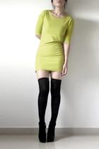 ny &co blouse - Hot Topic socks - Bakers shoes