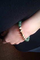 green MintgeM bracelet