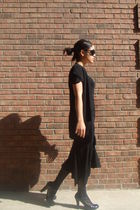 black Dolce & Gabbana sunglasses - black Pedro Garcia shoes