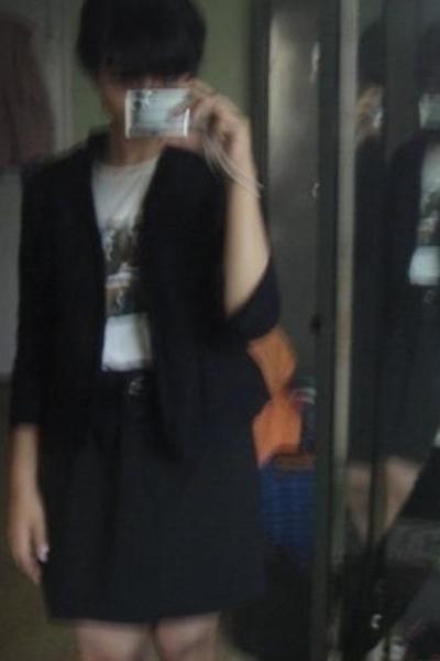 jacket - skirt