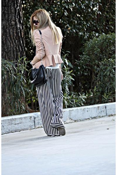 stripes unknown brand pants
