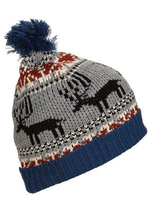 silver Topshop hat