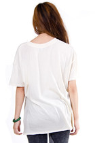 Ivory Wildfox Couture Shirts