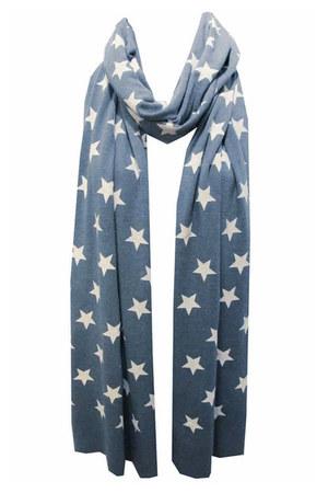 blue Wildfox scarf