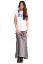 Heather-gray-knit-maxi-skirt-skirt