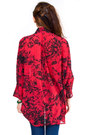 Ruby Red MinkPink Blouses