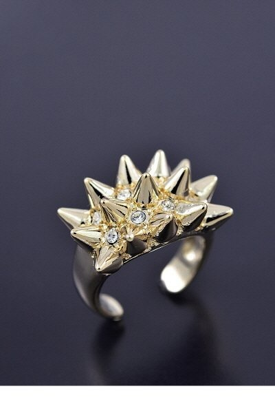spiked ring ring
