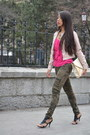 Faux-leather-charlotte-russe-jacket-forever21-shirt-camouflage-sirens-pants