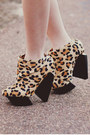 Leopard-senso-heels