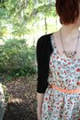 Target-dress-chinese-laundry-tights-forever-21-cardigan-vintage-wedges