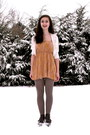 Nude-urban-outfitters-dress-dark-brown-jc-penny-boots
