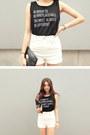 Black-shirt