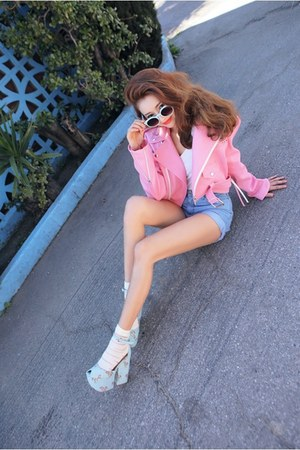 bubble gum jacket