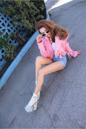 bubble gum jacket