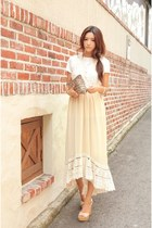neutral skirt