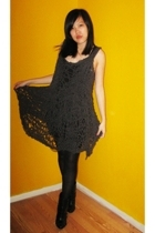dress - Miss Sixty boots
