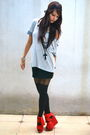Black-american-apparel-white-gap-t-shirt-black-h-m-skirt-black-topshop-r