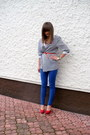 Massimo-poli-shoes-vintage-jacket-de-facto-shirt-h-m-necklace-h-m-belt-