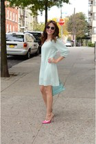 aquamarine Forever 21 dress