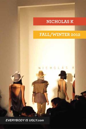 Nicholas K jacket