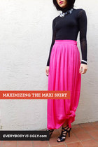 Maximizing the Maxi Skirt