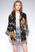 kimono PHAMOUS jacket