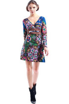 Pam & Arch London dress