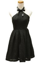 black Rodarte for Target dress