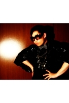 H&M shirt - Bernard Wilhelm sunglasses