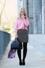Black-louis-vuitton-bag-pink-bow-print-modcloth-blouse-black-polka-dot-modcl