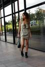 Cotton-sessun-dress-leather-valentino-bag