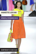 Nanette Lepore Spring/Summer 2012