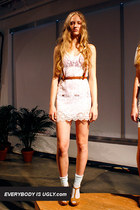 "Leila Shams Spring/Summer 2013: ""We Were Going for a 70's Porn Look"""