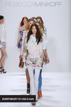 Rebecca Minkoff Spring/Summer 2013 Shows Us How to Dress Like a Socialite