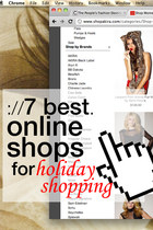 7 Best Online Shops For Holiday Shopping!