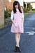 Pinafore-dress