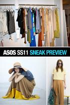 Exclusive ASOS Spring 2011 Preview
