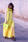 Yellow-6pm-skirt