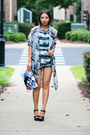 Silver-blackfive-coat-white-snupped-bag-silver-younghungryfree-jumper