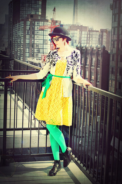 Ruche dress