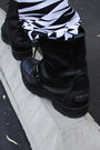 Black-ralph-lauren-boots-black-h-m-shirt-black-wild-soul-sunglasses