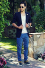 Blue-scotch-soda-pants-navy-vans-shoes-navy-givenchy-blazer