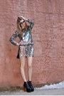 Silver-rock-paper-vintage-dress-black-litas-jeffrey-campbell-heels