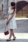Off-white-bhldn-dress-brick-red-handmade-bag-black-bait-footwear-flats