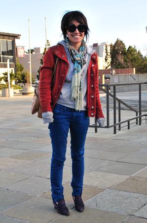 jeans - jacket