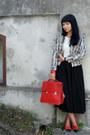 Asos-dress-apriori-jacket-satchel-room-7-bag-parfois-loafers