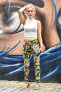 H-m-bag-tropical-print-romwe-pants-crop-top-primark-top