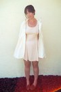 Tawny-moccasins-target-shoes-peach-gingham-vintage-dress