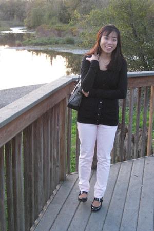 light pink pink jeans Habitual jeans - black C & C California shirt - black logo